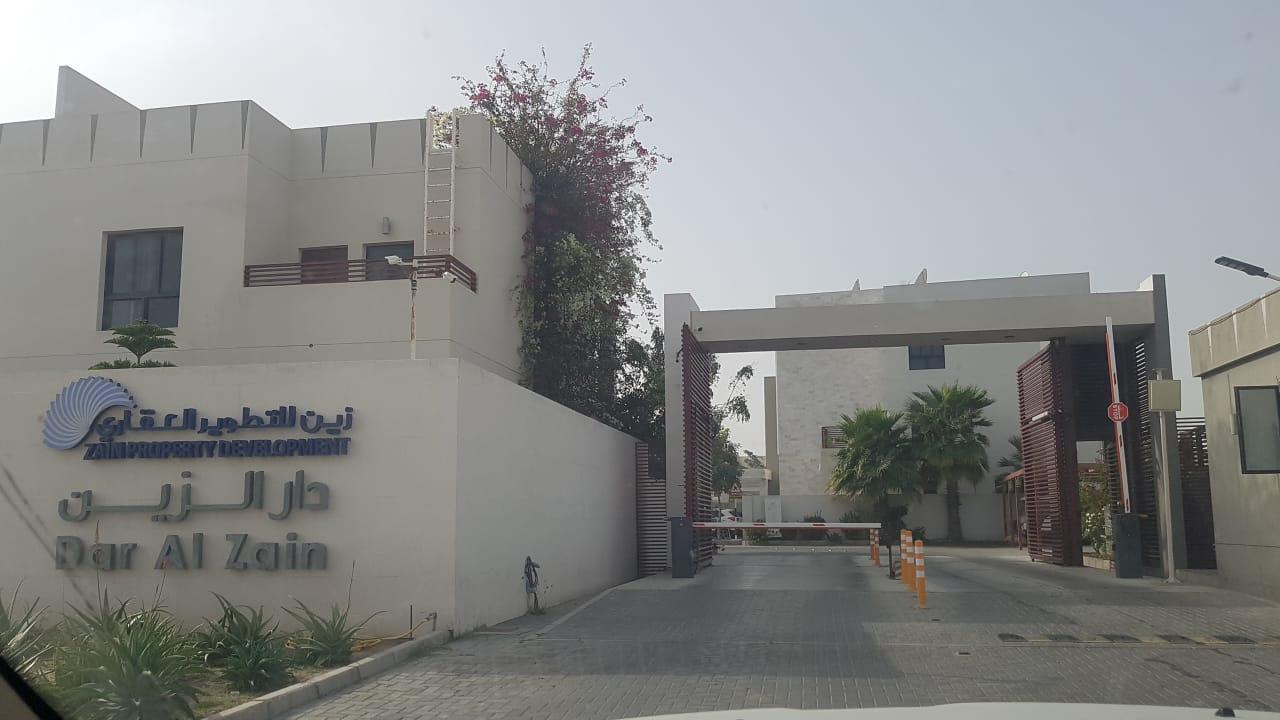 A very upscale villa in Dar Al-Zain-Mabila complex